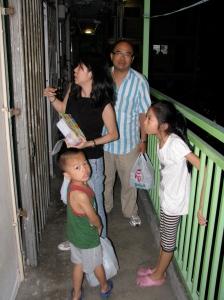 Door to door ministry